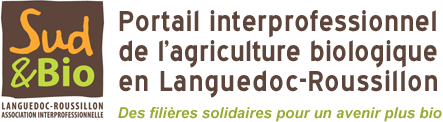 Sud & Bio Languedoc-Roussillon. Association interprofessionnelle